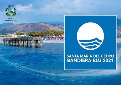 """Santa Maria del Cedro Bandiera Blu. Il Sindaco Ugo Vetere: """"Un riconoscimento frutto di 26 anni di lavoro"""""""