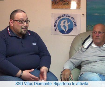 Intervista a Pino Savarese e Giovanni Amoroso – SSD Virtus Diamante