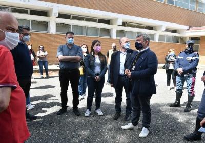 """Terme Luigiane. Spirlì ai Sindaci: """"Subito un report su stato della struttura"""""""