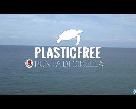 Ambiente. Iniziativa Comune di Diamante e Plastic Free Calabria a Cirella