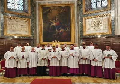 Diamante: L'ex Cerimoniere di San Giovanni Paolo II, Mons. Piero Marini celebrerà la Santa Messa