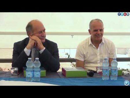 Visita a Diamante del Presidente Bandiera Blu Italia, Claudio Mazza