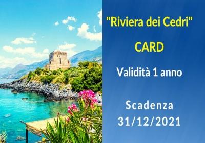 """Nasce il progetto di promozione territoriale """"Riviera dei Cedri Card"""". Un nuovo modo di fare turismo"""
