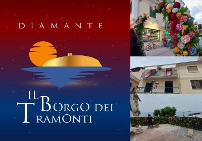 """Bellezza, spettacolo e cultura. A Diamante prende il via """"Il Borgo dei Tramonti"""""""