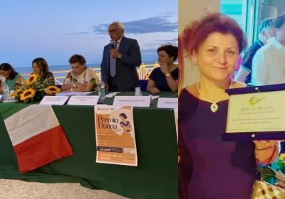 """Belvedere M.mo. Conferito il """"Premio Donna 2021"""" alla memoria di Jole Santelli"""