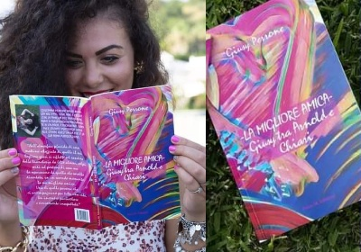 """Il Libro di Giusy Perrone, """"La migliore Amica"""", un invito a sorridere alla vita"""