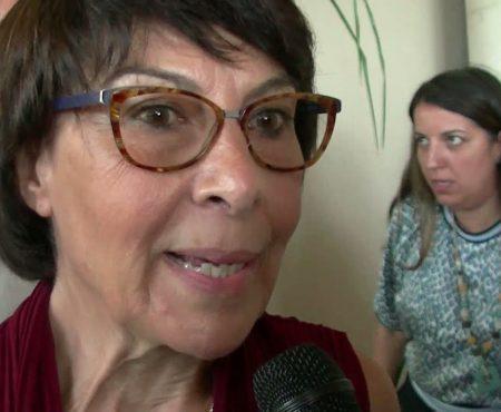 Amalia Bruni candidata alla Presidenza della Regione per il Centrosinistra – interviste