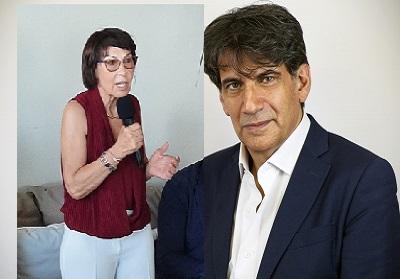 Regionali. Carlo Tansi sostiene la candidatura di Amalia Bruni