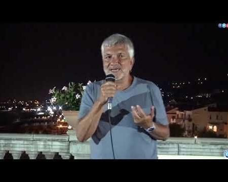 """Diamante: Presentazione del libro """"Patrie"""" di Nichi Vendola"""