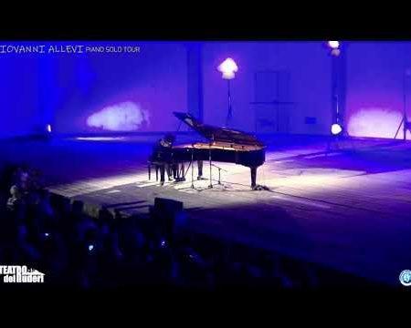 Diamante. Le immagini del Concerto di Giovanni Allevi al Teatro dei Ruderi di Cirella
