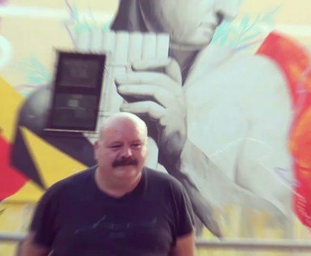 Diamante Murales 40. Intervista all'artista Kraser