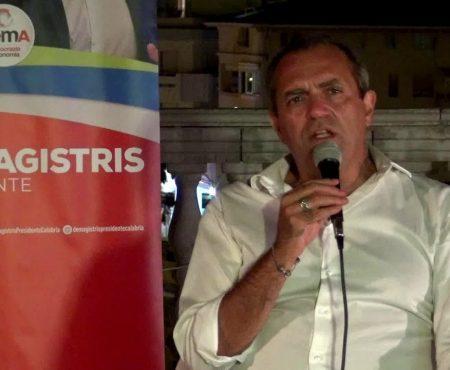 Elezioni Regionali. Diamante: Intervista pubblica a Luigi De Magistris.