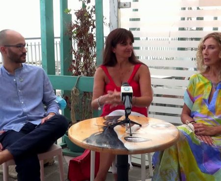 L'incontro tra Musica e Pittura. Intervista a Mattia Salemme – Pianista e Maria Luisa D'Eboli – Pittrice