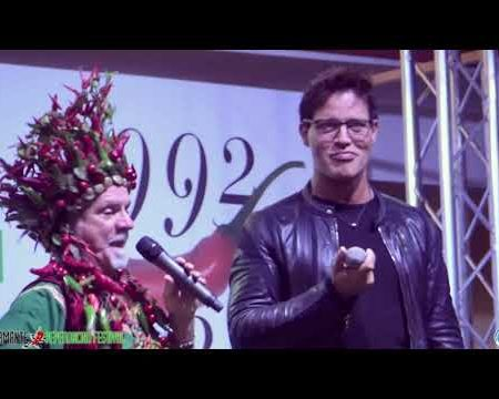 Gabriel Garco chiude la 29^ edizione del Peperoncino Festival di Diamante