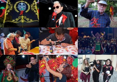 """Diamante. 29° Peperoncino Festival. Il patron Enzo Monaco: """"è stata l'edizione della rinascita"""""""