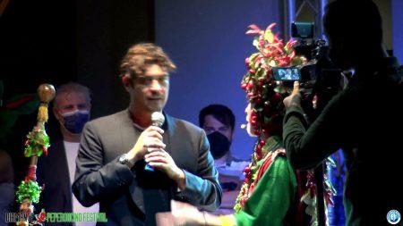 Peperoncino Festival 2021 – inaugurazione con Riccardo Scamarcio